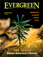 Cover of Spring 2003 Issue of Evergreen Magazine